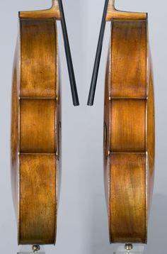 "1699 Stradivari Cello  ""Castelbarco""  from Library of Congress Collection"