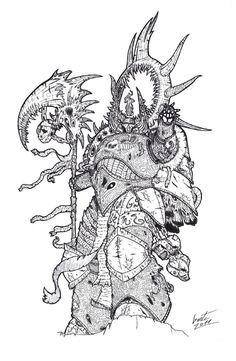 Vuor Saddat, The Word Spoken by Greyall.deviantart.com on @deviantART