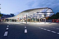 Автобусная остановка Poppenbüttel | Blunck + Morgen Architekten | Архитектура | Статьи | Архитектура, интерьер, дизайн в ежедневном формате. Theroom.ru
