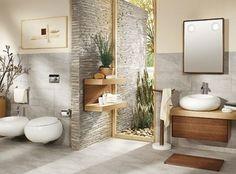 Salle de bains Modèle Pure Stone, Villeroy & Boch