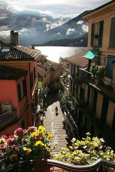 Beautiful Bellagio, Italy