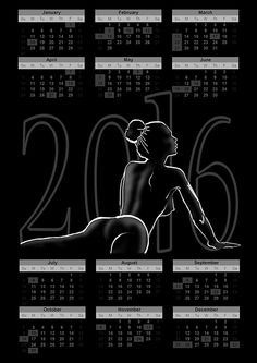 2016 CALENDAR Erotic Art, INSTANT DOWNLOAD, printable poster, inspirational print, wall decor, digital poster print.  https://www.etsy.com/ru/listing/254025633/2016-calendar-erotic-art-instant?ref=shop_home_active_1  erotic art, erotic feasts, anniversaries, personalities #ero2015 #eroticart #eroticism #erotic #calendar #bw #drawing #art #calendario #lgbt #lgtbq #les #lesbian #69 #film #movie