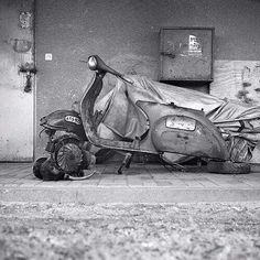 #vespa - This can be saved, not too far gone.