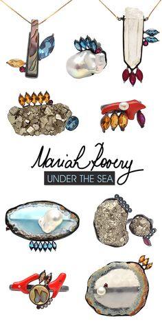 Achados da Bia | Joias | Mariah Rovery | Under the Sea