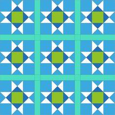 Penny Rose Fabrics Blog: Traditional Block Thursday: Ohio Star