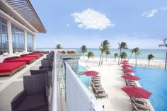 Azul Fives Hotel, Mayan Riviera all inclusive resort. Perfect for families and destination weddings. Amazing luxury suites!