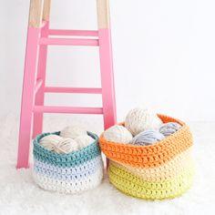 One Sheepish Girl | The Book is Finally Here! #crochet #onesheepishgirl #baskets #book #cute