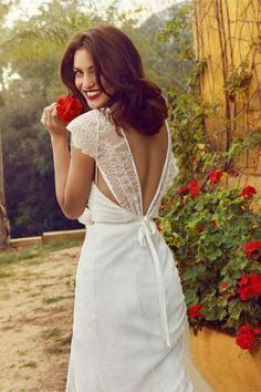 These Wedding Dresses Are So Over-the-Top Romantic, You Might Faint