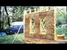Lecture on Straw Bale House - by Tom Rijven