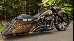 #custom #chopper #motorcycle