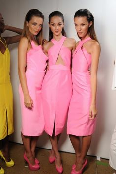 Love the dress in the middle