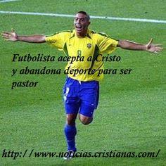 Futbolista acepta a Cristo y abandona deporte para ser pastor – Noticias Cristianas