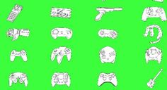 A Very Brief History Of Video Game Controllers