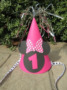 Mickey Mouse Birthday BannerPERSONALIZED by LittleDawgDesigns