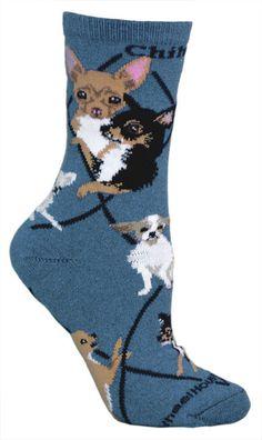Chihuahuas Socks