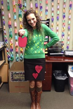 #britco The Giving Tree- work costume :)