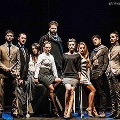 Il Nuovo Teatro Sanità (NA) presenta lo spettacolo 360°, liberamente tratto da Girotondo di A. Schnitzler, con l'adattamento di Mario Gelardi.