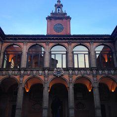 #Archiginnasio di #bologna - #TeatroAnatomico foto di @misspocopopmoltorock