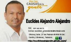 PRAXIS: EUCLIDES, PROPUESTA PARA CÁRDENAS
