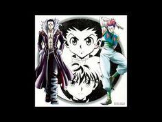 The Song Of Promise - Hisoka - Killua - Gon & Kuroro (Character Song)