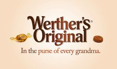 If brand slogans were honest: Werther's Original