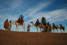 Marrakech Excursiones: Excursion desde marrakech al desierto de Zagora 2 dias