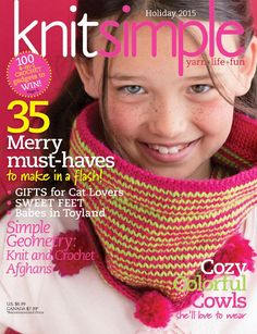 Knit Simple №3 2015 - 轻描淡写 - 轻描淡写