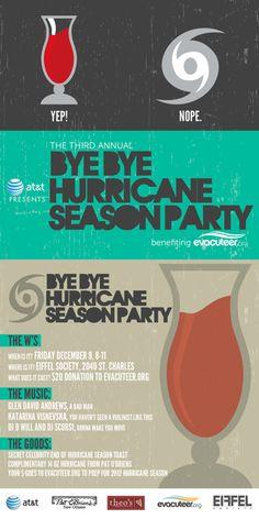 i miss hurricane parties