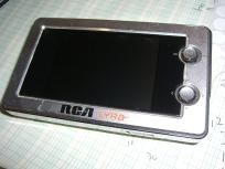 RCA Lyra 2780 Multimedia Player MP3 Video Picture Record TV Input Outp