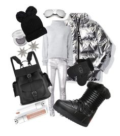 """""""Siberian kiss"""" by kristinakoppf on Polyvore featuring мода, Ivy Park, Bee Goddess, Étoile Isabel Marant, UGG, Love Moschino, Le Kasha и Grafea"""