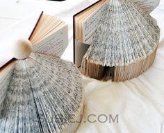 make a paper angel tutorial....http://susiej.com/how-to-make-a-hymnal-angel/