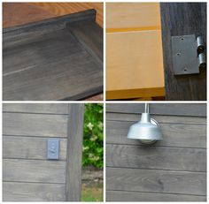 Theartgirljackie Tutorials: Achieving The Perfect Gray Wood Stain
