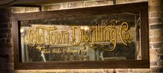 Old Town Distilling Co. by Chad Michael