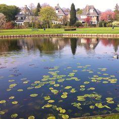 Bussum, The Netherlands. Such a cute little village