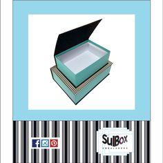 Para alegrar seu ambiente, organizar seus objetos, dando um toque moderno e colorido. Caixas lindas disponíveis no showroom. #decor #organização #decoração #caixas #caixasrígidas #caixaspersonalizadas #papelariafina #cartonagem #cartonaria #sulbox #sulboxemabalgens