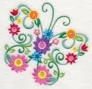 Resultado de imagem para patrones de dibujos mexicanos para bordar