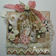 cards by tiets: Country Cousins bloghop-Telltale!