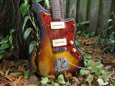 jazzmaster relic - Google Search