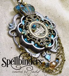 Creating...My Style: Spellbinders - Creating A Gilded Life Contest!