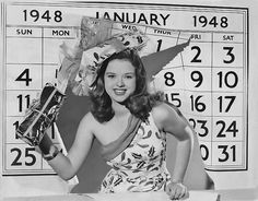 ladylikelady: Diana Dors Here's a calendar we can use this year.