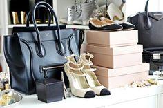 #bag #shoes #katespade #prada