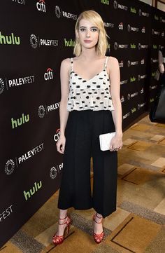 Emma Roberts tenue ensemble