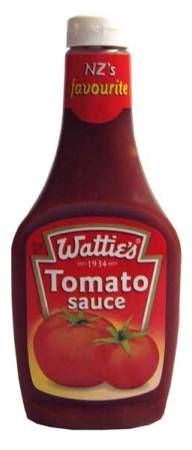 watties tomato sauce - the kiwi favourite What Is Like, This Is Us, Irish Apple Cake, Custard Sauce, Cake Works, New Zealand Houses, All Things New, Wonderful Things, Turkey Meatloaf