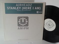 AIRHEADZ stanley here i am, AMPMDJ 145 - Hip Hop, Electro, funk, Drum and Bass ETC