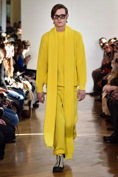 Sunnei Fall 2017 Menswear Collection Photos - Vogue