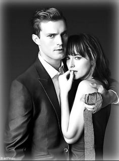Jamie is hot all and but I just can't see him as Christian Grey!  Just don't fit... And the girl doesn't either!. Disappointed in the casting! :(