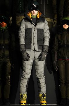 MONCLER GRENOBLE | 2013-'14 A/W MENS COLLECTIONS 16 FEB. 2013