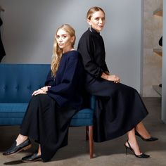 """Modeconnect.com Fashion News – May 15 2014 –  Row Founders Mary-Kate & Ashley Olsen Talk About High Prices & Their Older Target Customer in @ WSJeurope """"The Surprise Luxury Label"""""""