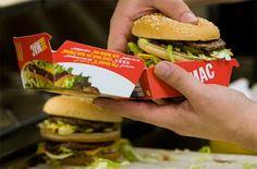 Verborgen ingrediënten McDonald's - DeOndernemer.nl