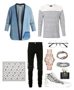 """How about that!!!"" by bashir-adekunle on Polyvore featuring Long Journey, Witchery, Marcelo Burlon, Brace Humanity, Anchor & Crew, Michael Kors, AMIRI, Gucci, Alexander McQueen and men's fashion"